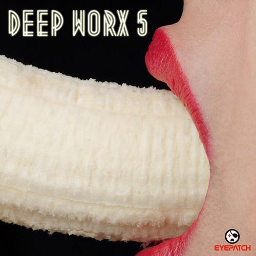Deep Worx #5 Album Art
