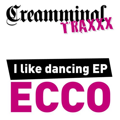 I Like Dancing EP Album Art
