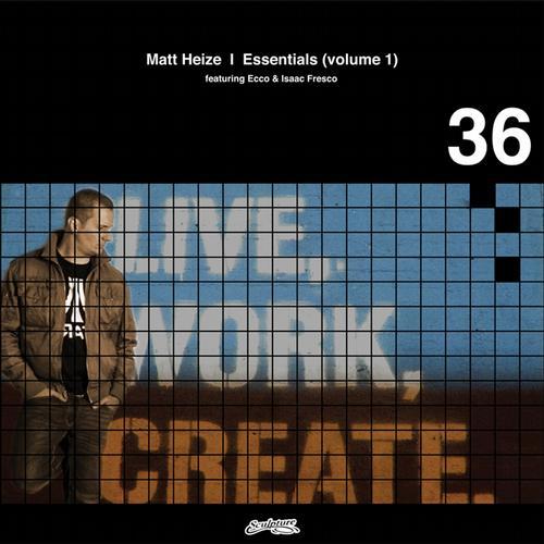 Essentials, Vol. 1 Album Art
