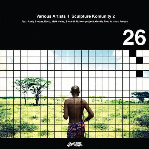Sculpture Komunity, Vol. 2 Album Art