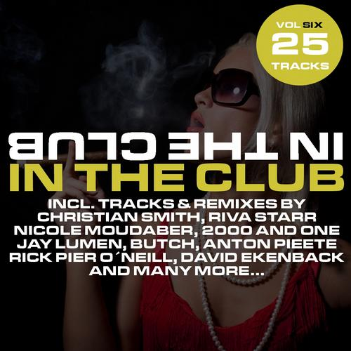 Album Art - In The Club Vol. 6
