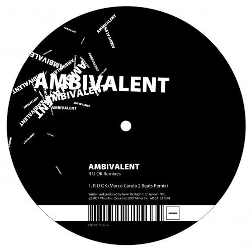 Album Art - R U OK Remixes