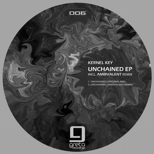 Unchained EP Album Art