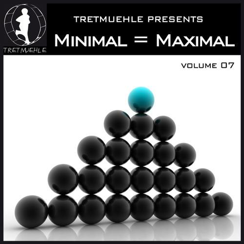Album Art - Minimal = Maximal Volume 7