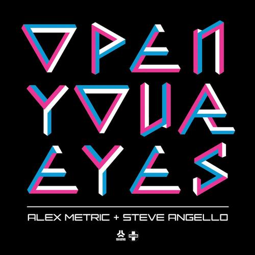 Album Art - Open Your Eyes