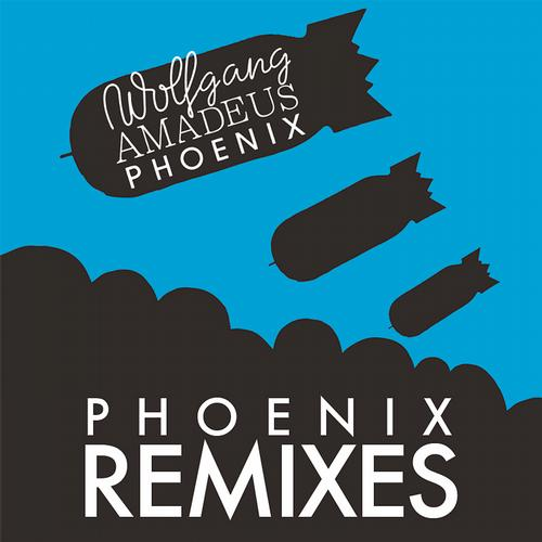 Album Art - Wolfgang Amadeus Phoenix (Remix Collection)
