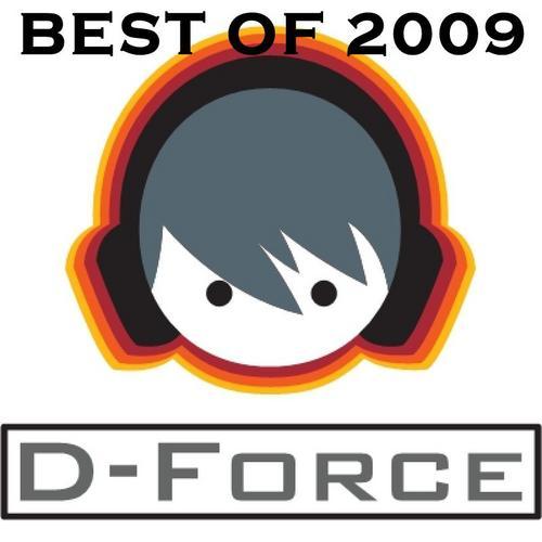 Album Art - Best Of D-Force Records 2009