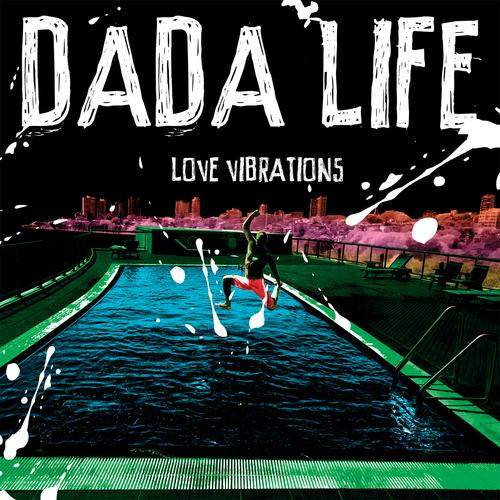 Album Art - Love Vibrations
