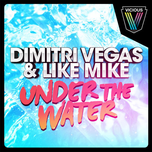 Album Art - Under The Water