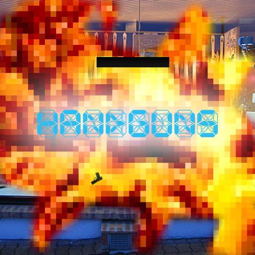 Album Art - Handguns EP