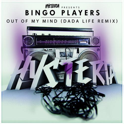 Album Art - Out Of My Mind (Dada Life Remix)