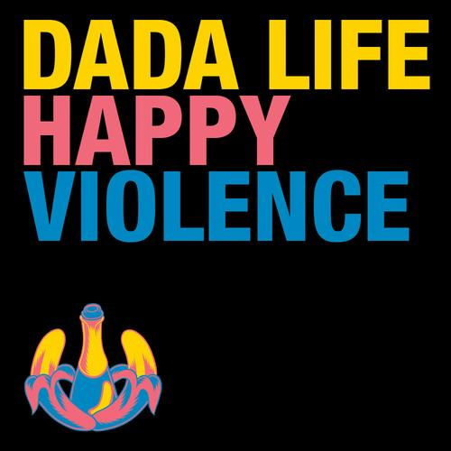 Album Art - Happy Violence (Vocal Mix)