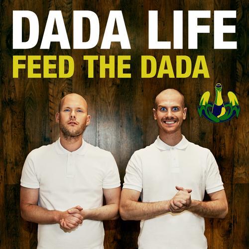 Album Art - Feed The Dada Remixes