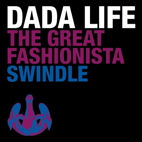 Album Art - The Great Fashionista Swindle