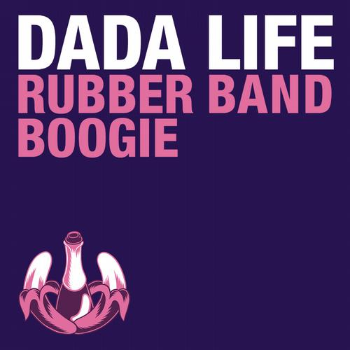 Album Art - Rubber Band Boogie