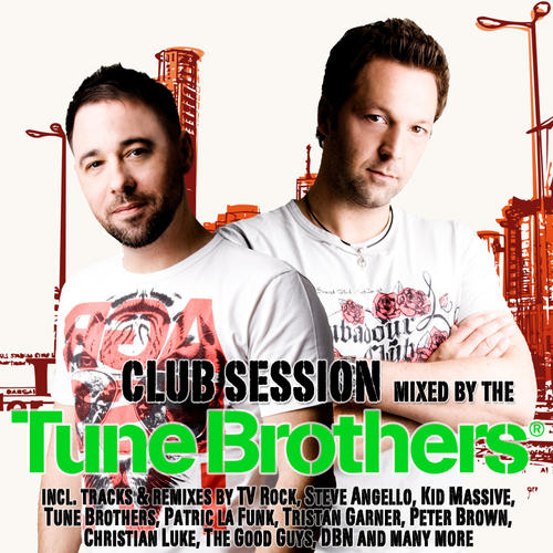 Album Art - Club Session (Mixed by Tune Brothers)