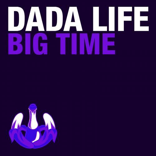 Album Art - Big Time