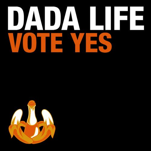 Album Art - Vote Yes