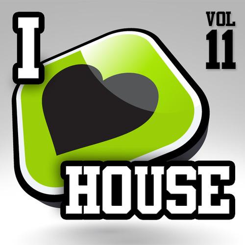 Album Art - I Love House Volume 11