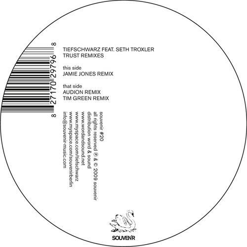 Album Art - Trust Remixes
