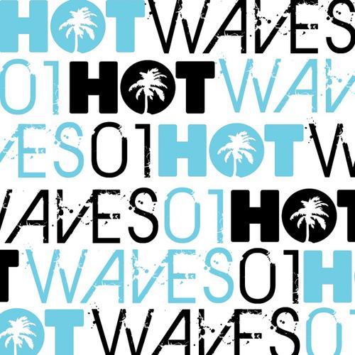 Album Art - Hot Waves Volume One