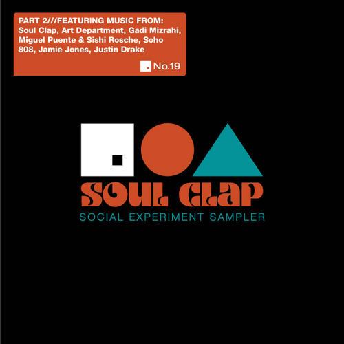 Album Art - Soul Clap Social Experminent Sampler Part 2