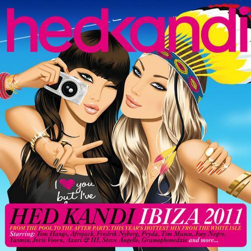 Album Art - Hed Kandi Ibiza 2011