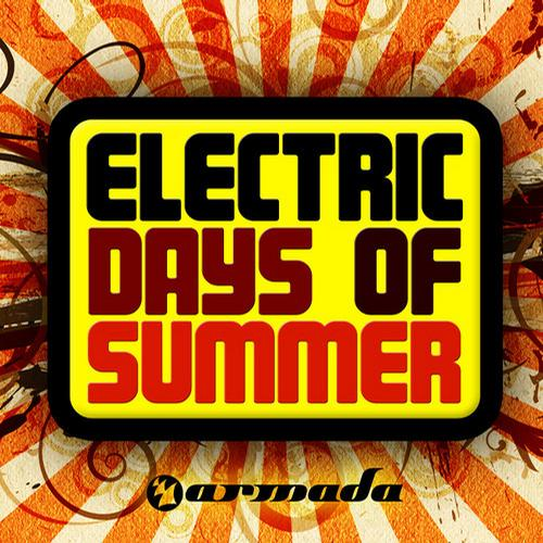 Album Art - Electric Days Of Summer