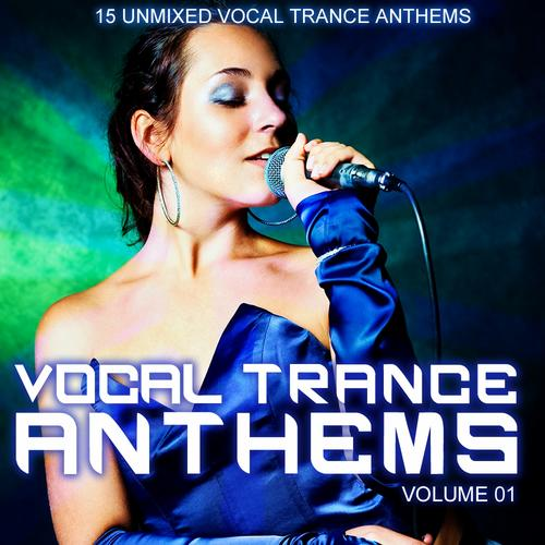 Album Art - Vocal Trance Anthems Vol. 001