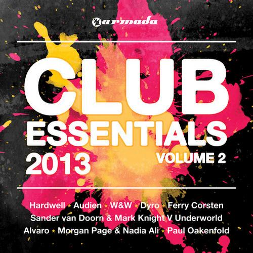 Album Art - Club Essentials 2013, Vol. 2 - 40 Club Hits In The Mix