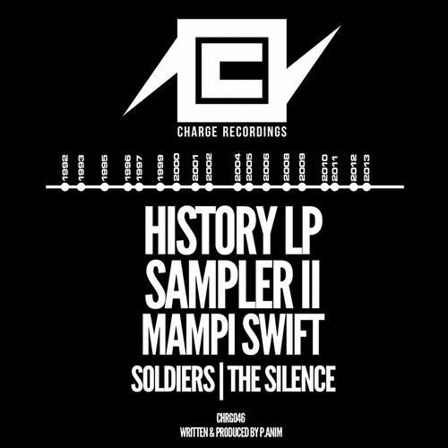 History LP Sampler II: Soldiers / The Silence Album Art