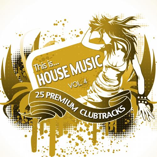 Album Art - This Is...House Music, Vol. 4