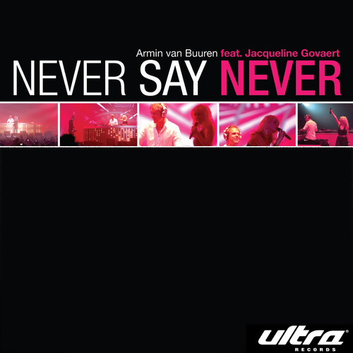 Album Art - Never Say Never