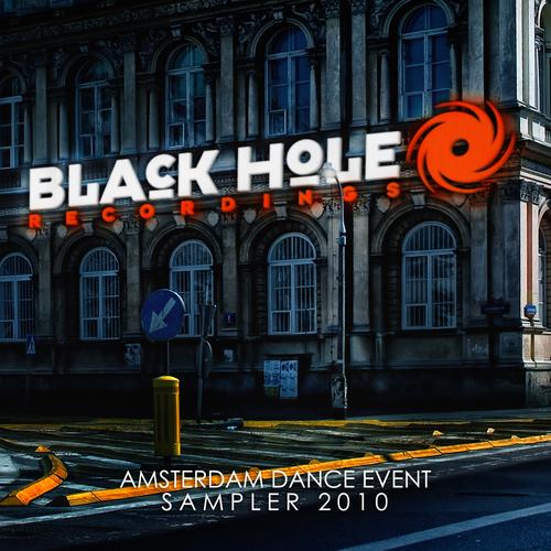 Album Art - Black Hole Recordings ADE Sampler 2010