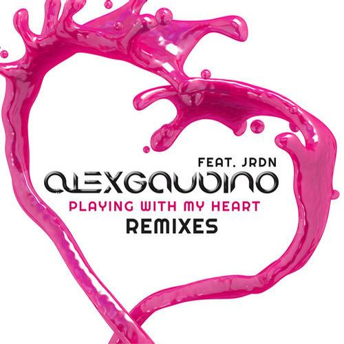 Album Art - Playing With My Heart (feat. JRDN) - Remixes