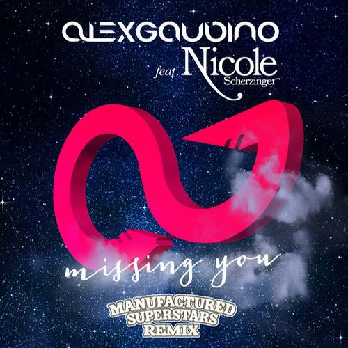 Album Art - Missing You - Manufactured Superstars Remix