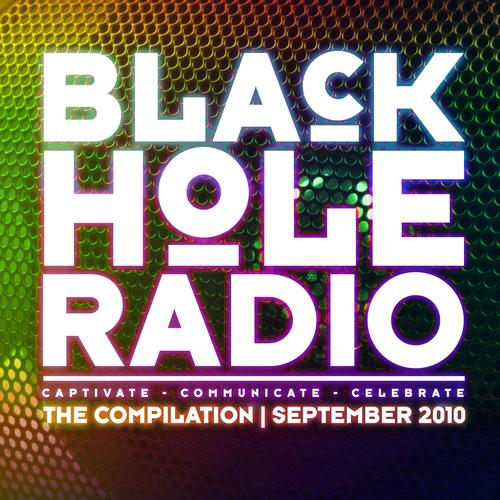 Album Art - Black Hole Radio September 2010