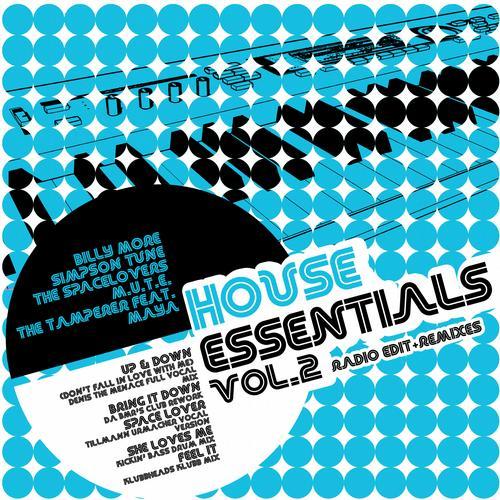 Album Art - House Essentials Vol. 2