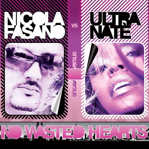 Album Art - No Wasted Hearts