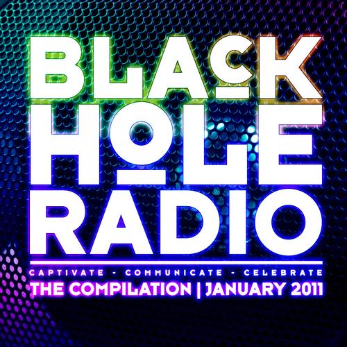 Album Art - Black Hole Radio Januari 2011