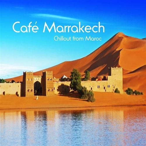 Album Art - Cafe Marrakech