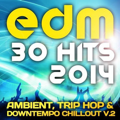 EDM090 EDM Ambient, Trip Hop & Downtempo Chillout, Vol. 2 (30 Top Hits 2014) Album Art