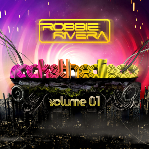 Album Art - Rocks The Disco - Volume 01 Beatport Exclusive Edition