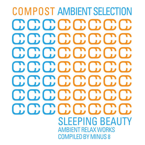 Album Art - Compost Ambient Selection - Sleeping Beauty - Compost Relax Works  - Compiled by Minus 8