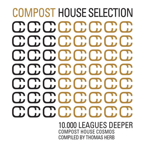 Album Art - Compost House Selection  - 10.000 Leagues Deeper  - Compost House Cosmos - Compiled by Thomas Herb