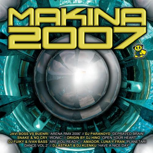 Album Art - Makina 2007