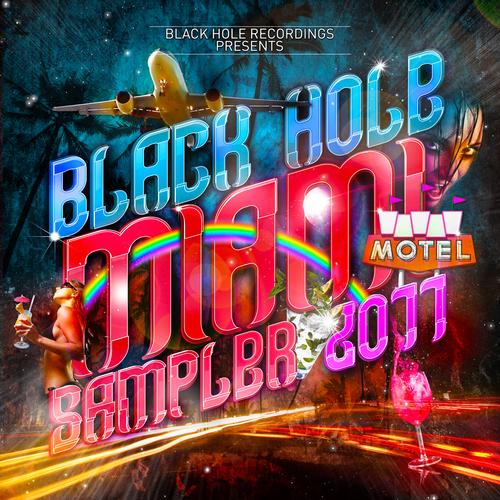 Album Art - Black Hole Recordings Presents Black Hole Miami Sampler 2011
