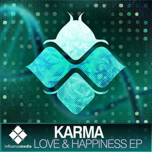 Album Art - Love & Happiness EP