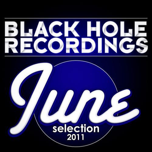 Album Art - Black Hole Recordings June 2011