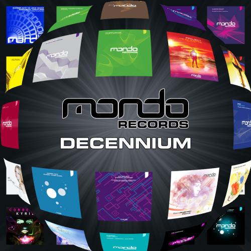 Album Art - Decennium (A Decade Of Trance)